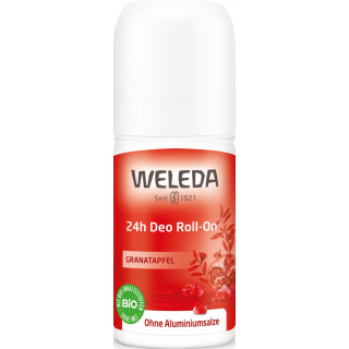 Weleda Granatapfel 24h Deo 50ml Roll-on
