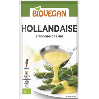 Biovegan Sauce Hollandaise 28g Packung
