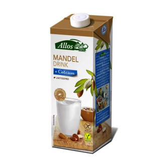 Allos Mandel Calcium Drink 1l Packung