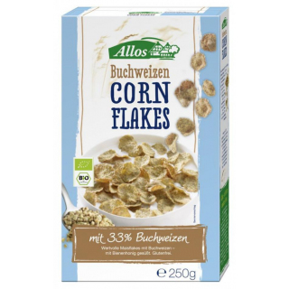 Allos Buchweizenflakes 250g Packung