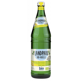 Landpark Bio-Quelle Lemon 0,75l Flasche