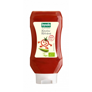 byodo Kinder Ketchup 80% Tomate 300ml Flasche