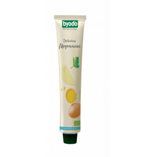 Byodo Delikatess Mayonnaise 100ml Tube