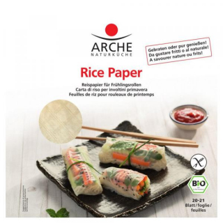 Arche Rice Paper 150g Packung