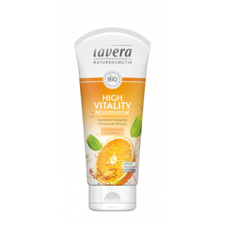 lavera Duschgel High Vitality 200ml Tube
