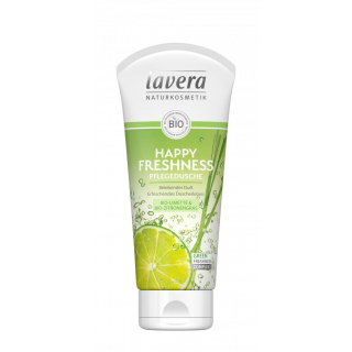 lavera Duschgel Happy Freshness 200ml Tube