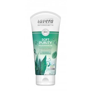lavera Duschgel Soft Purity 200ml Tube