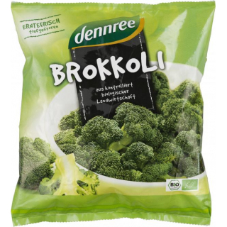 dennree Brokkoli 400g Beutel