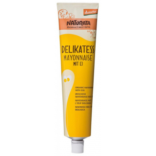 Naturata Delikatess Mayonnaise 185ml Tube