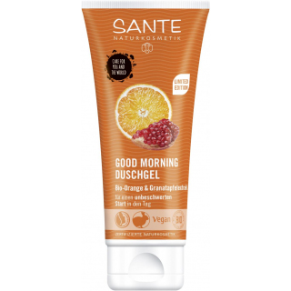 Sante Good Morning Duschgel Limited Edition 200ml Tube