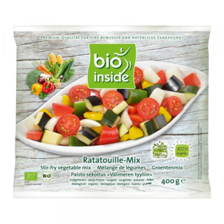 bio inside Ratatouille Mix 400g Beutel