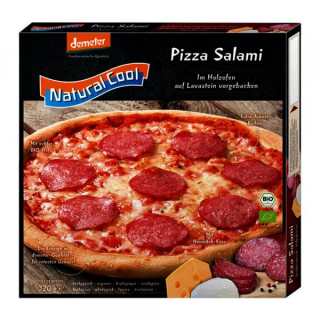 NCO Pizza Salami 320g Packung