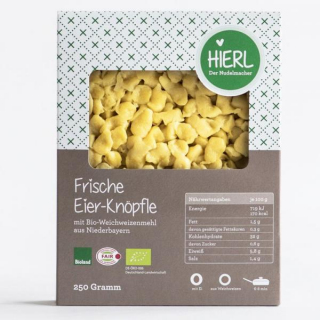 Hierl Knöpfle 250g Packung