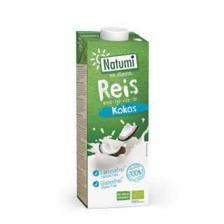 Natumi Reis-Drink Cocos 1l Tetra Pack