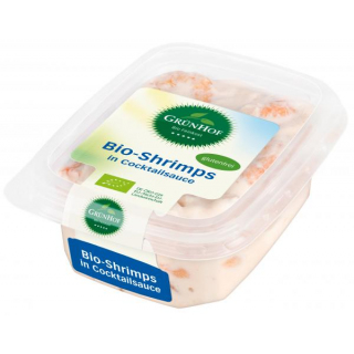 Grünhof Shrimps in Cocktailsauce 125g Becher