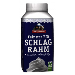 Berchtesg Schlagrahm 250g Packung - Tetra Top-Verpackung