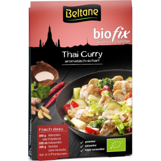 Beltane biofix Thai Curry 20,4g Beutel