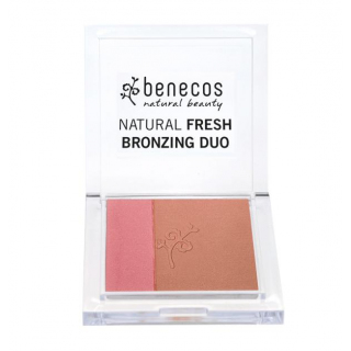 benecos Fresh Bronzing Duo ibiza nights 9g Stück