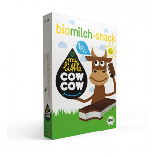 Cow Cow Milch-Snack 112g Packung 4x 28g Riegel