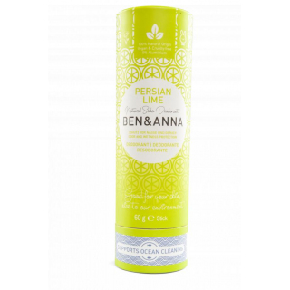 Ben & Anna Deo Persian Lime 60g Spender