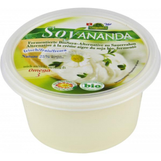 Soyananda Soya Alternative zu Sauerrahm 200g Becher