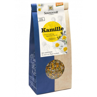 Sonnentor Kamille 50g Packung