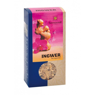 Sonnentor Ingwer Tee 90g Packung