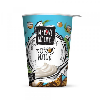 MyLove-MyLife Kokos Natur ungesüßt 400g Becher